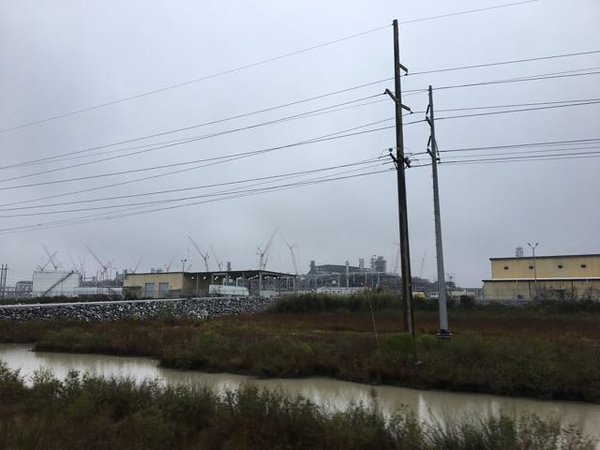 New Refinery Being Built