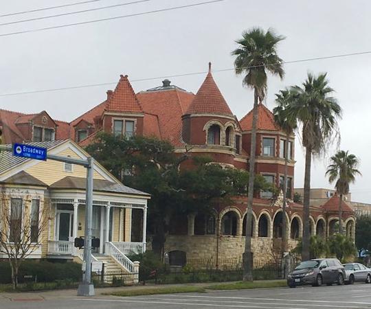 Galveston Mansion