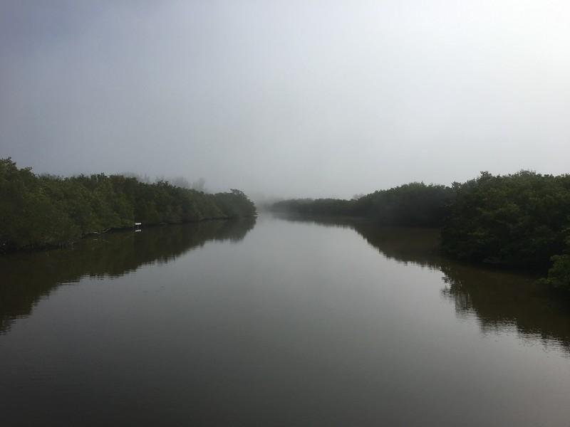 Intercoastal Waterway on Sanibel Island