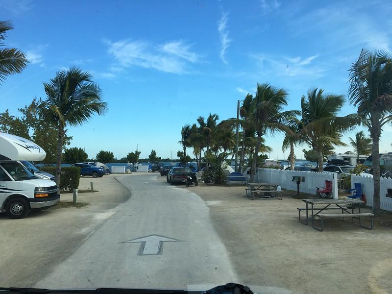 Boyds R.V. Campground on Key West