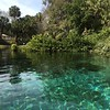 Clear Water of Rainbow River Springs