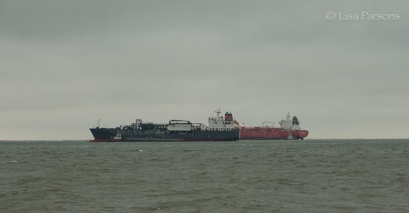 Galveston - Bolivar Ferry