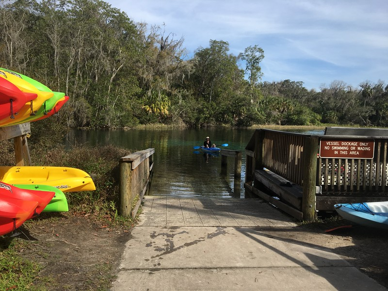 Rainbow River Springs Boat Launch