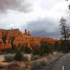 Paved Bicycle Trail Along Bryce Canyon Highway