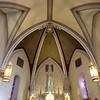 loretto chapel ceiling