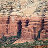 Closeup of Sandstone on Longs Canyon