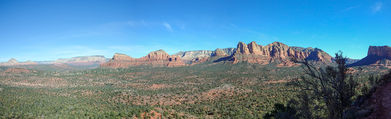 Sedona Views at Sunset