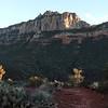 White Rock Mesa in Sedona Arizona