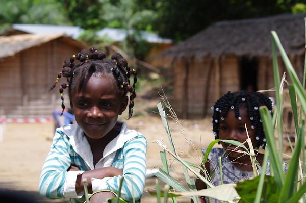 Jeunes congolaises