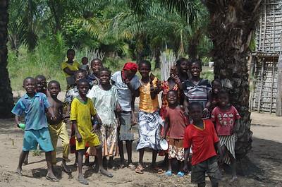 Enfants congolais