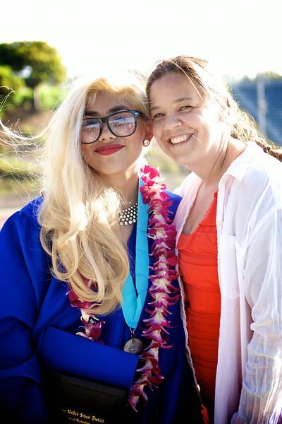 Kayla 's HS Graduation