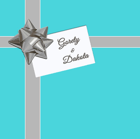 Congratulations Gorety & Dakota