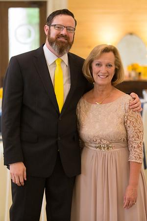 Congratulations Mr & Mrs Pollock