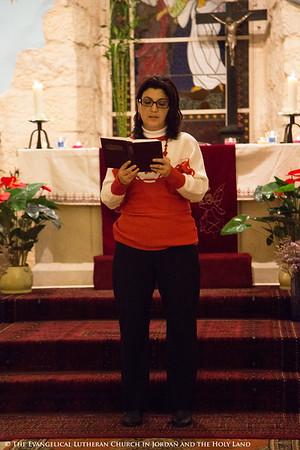 2014 Advent Spiritual Week