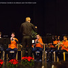 Brass for Peace performs during the Christmas Eve service.  (© Danae Hudson/ELCJHL)