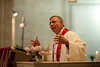 """Bishop Dr. Munib A. Younan preaches on the call to ordained ministry into which Vicar Ashraf Tannous is about to enter.  ©  <a href=""""http://www.ryanrodrickbeiler.com"""">http://www.ryanrodrickbeiler.com</a>"""
