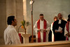 """Vicar Ashraf Tannous stands before the gathered clergy to hear and receive the call to Ordained ministry of Word and Sacrament during his service of Ordination 22 April 2012.  ©  <a href=""""http://www.ryanrodrickbeiler.com"""">http://www.ryanrodrickbeiler.com</a>"""