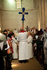 """Bishop Dr. Munib A. Younan proclaims the Gospel from the midst of the congregation during the service of Ordination for Rev. Ashraf Tannous.  ©  <a href=""""http://www.ryanrodrickbeiler.com"""">http://www.ryanrodrickbeiler.com</a>"""