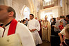 """Vicar Ashraf Tannous enters into the Evangelical Lutheran Church of the Redeemer at his service of Ordination.  ©  <a href=""""http://www.ryanrodrickbeiler.com"""">http://www.ryanrodrickbeiler.com</a>"""