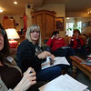 Deacon retreat, the Hearth, Jan. 11, 2014