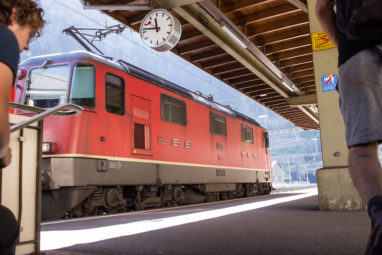 Gotthard Excursion