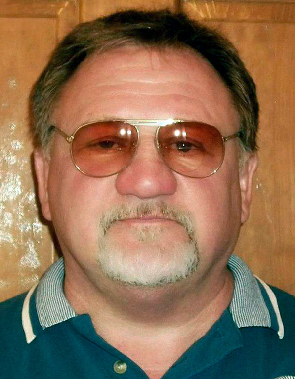 . This photo from Facebook shows James T. Hodgkinson. A government official says Hodgkinson is the suspect in the Virginia shooting that injured Rep. Steve Scalise and several others. (Facebook via AP)
