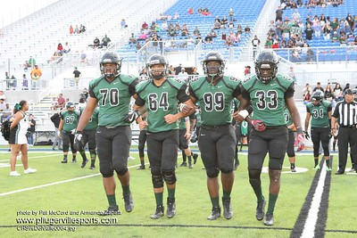 Connally Cougars Football