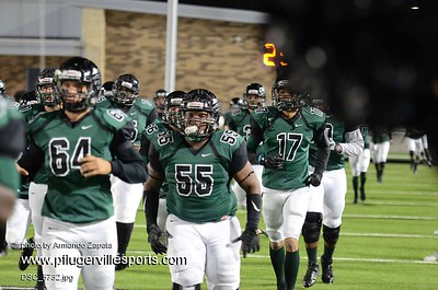 171109 Connally Cougars vs Georgetown Eagles
