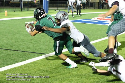 180914 Connally Cougars vs Bastrop Bears