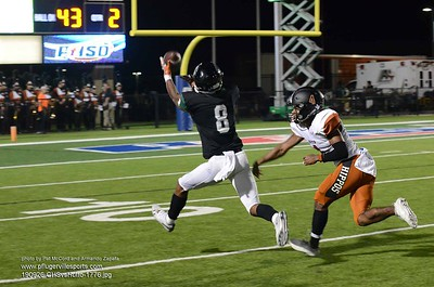 190926 Connally Cougars vs Hutto Hippos