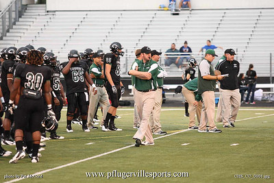 Connally Cougars vs. Cedar Creek