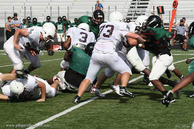 Connally Cougars vs. Round Rock Dragons