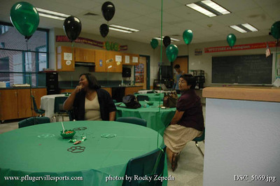 Connally Moms Event
