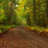Autumn Colors in Rural Connecticut