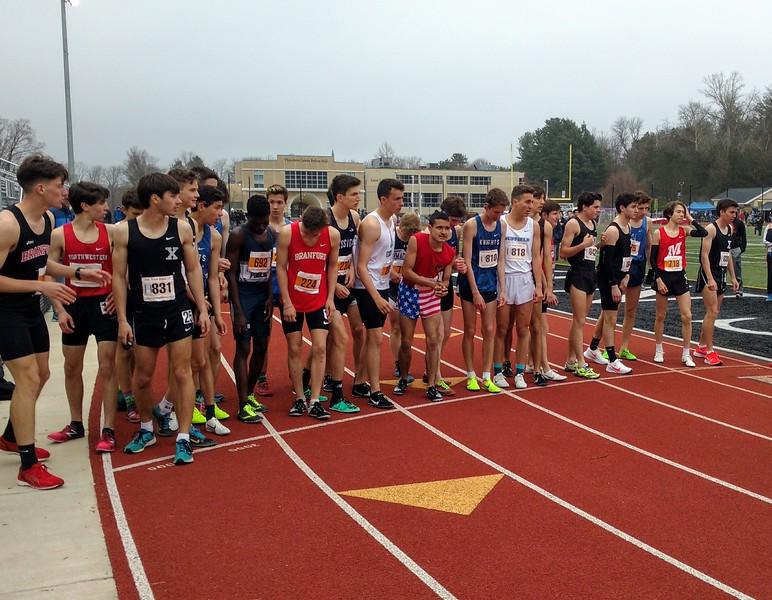 boys 5k start