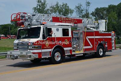 Connecticut Fire Trucks