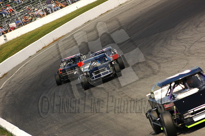 Thompson International Speedway Weekly Modifieds 9-7-08