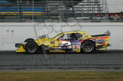 Thompson Speedway Modified Madness Weekly Series 9-9-07