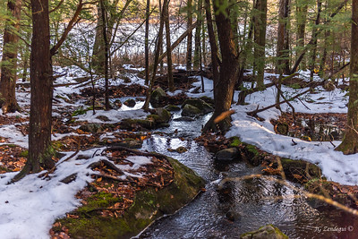 Snow Melt Stream