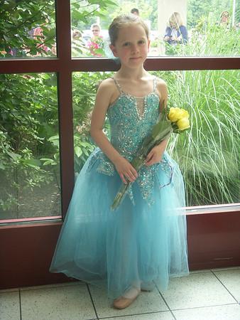 Avery's dance recital