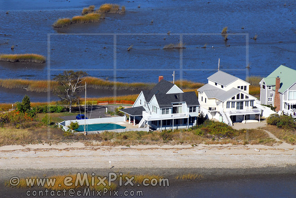 Milford, CT - Aerial view; (first of 148 photos).