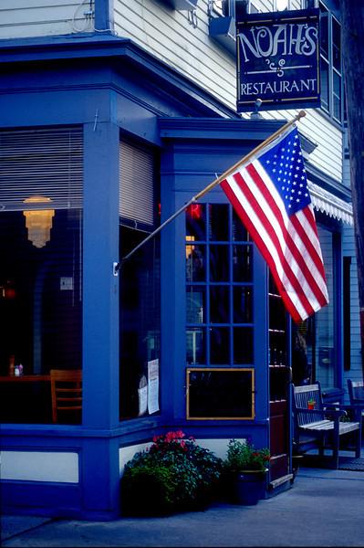 Noah's Restaurant, a popular Stonington eatery