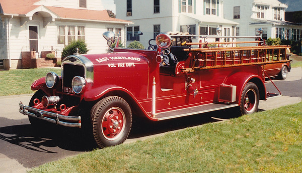Retired.  1934 American LaFrance