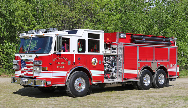 Engine/Tanker 264   2014 Pierce Arrow XT   1500 / 2500