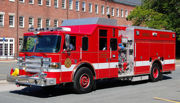 Engine 14 2007 Pierce Lance 1250/750