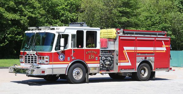 Engine 159   2006 Ferrara Inferno   1500 / 1000 / 30F