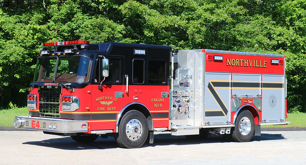 Engine 4   2017 Spartan Metro Star / Marion   2000 / 1000