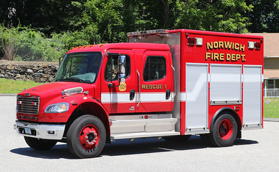 Rescue 1   2005 Freightliner / Pierce Rescue