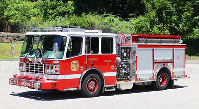 Engine 3.  2013 Ferrara Ignitor   1500 / 500