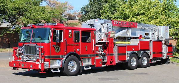 Truck 1   2015 Seagrave Marauder II   95' Scope